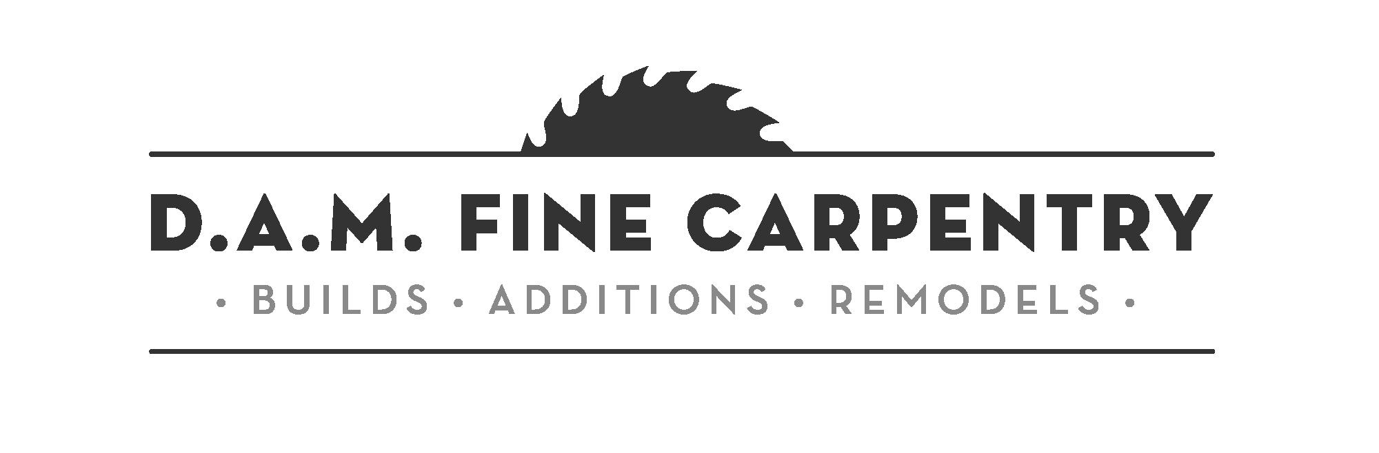 D.A.M. FIne Carpentry